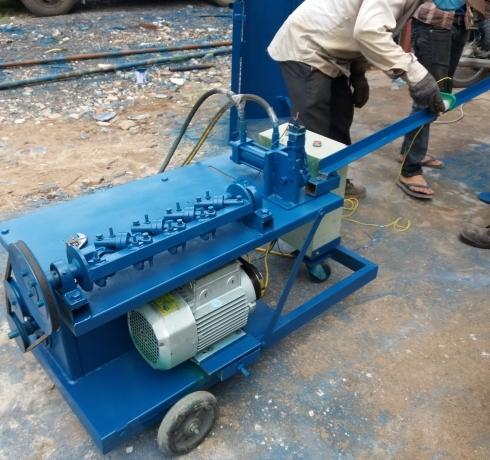 máy nắn – duỗi sắt tự động