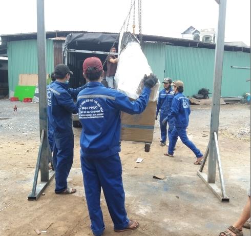 máy bẻ đai sắt tự động theo tiêu chuẩn chất lượng hàng xuất khẩu
