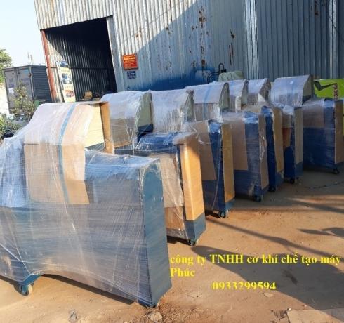 máy bẻ đai tự động (máy duỗi sắt sàn )