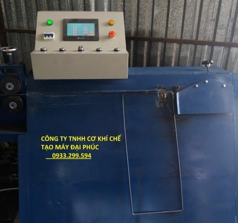 Báo giá máy bẻ đai sắt (máy bẻ tay dê)