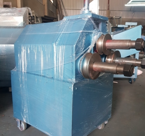 Máy uốn ống 3 trục dạng cơ