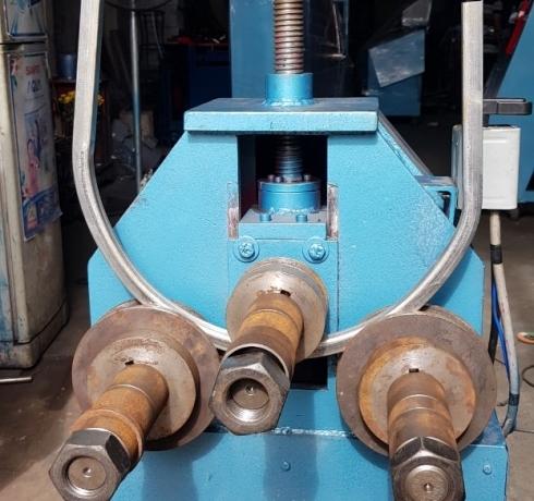 Máy uốn ống 3 trục phi 14-60mm